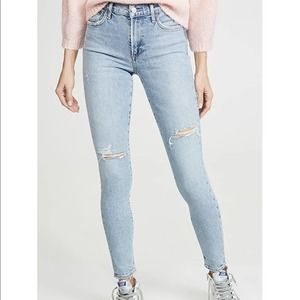 Agolde Sophie ankle skinny jean size 28 NWT
